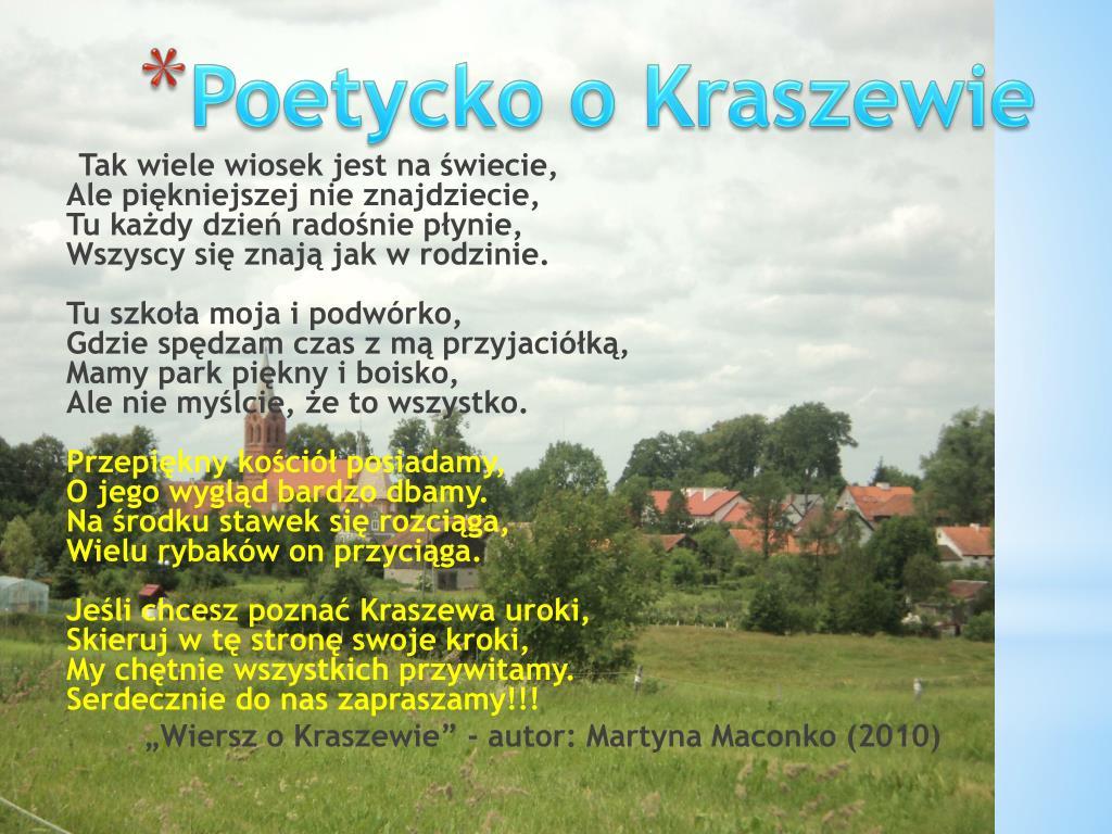 Ppt Gimnazjum W Kraszewie Powerpoint Presentation Free
