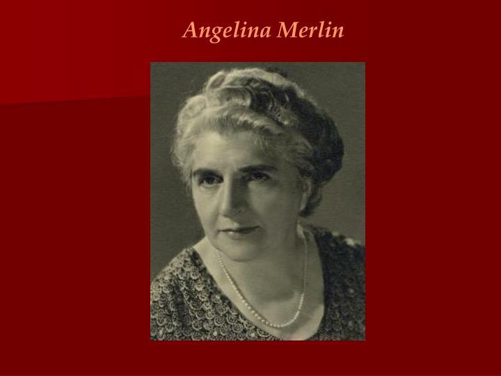Angelina Merlin