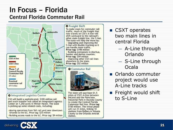 In Focus – Florida