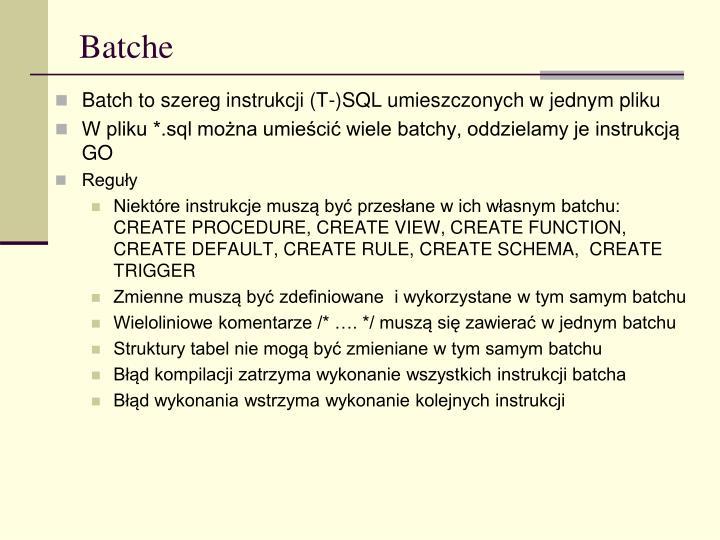 Batche