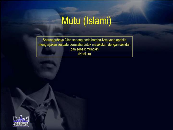 Mutu (Islami)