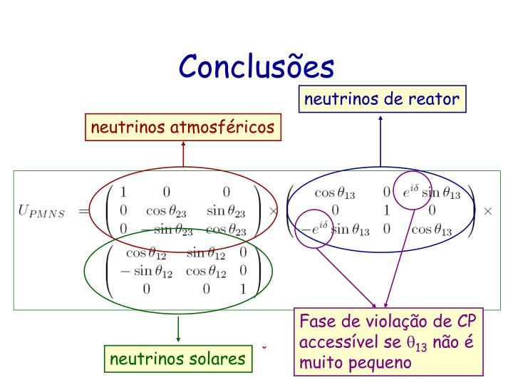 neutrinos de reator