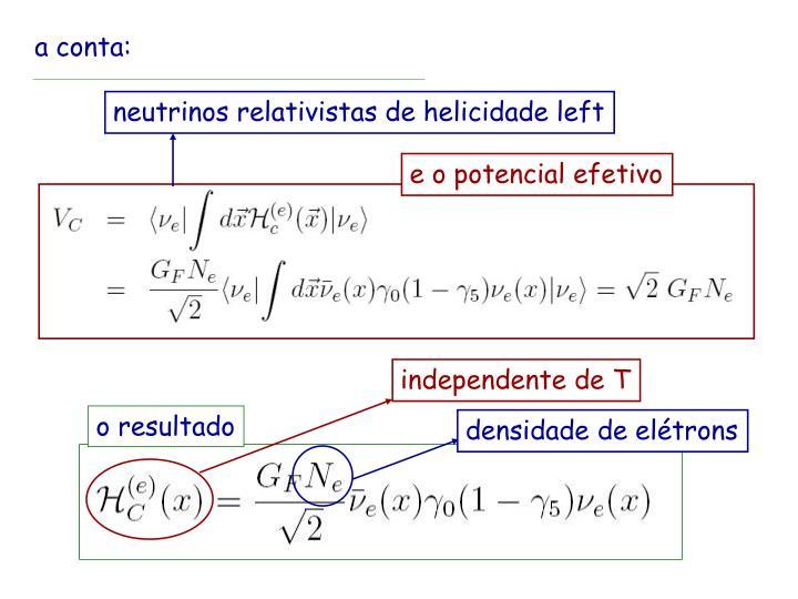 elemento de matriz do elétron