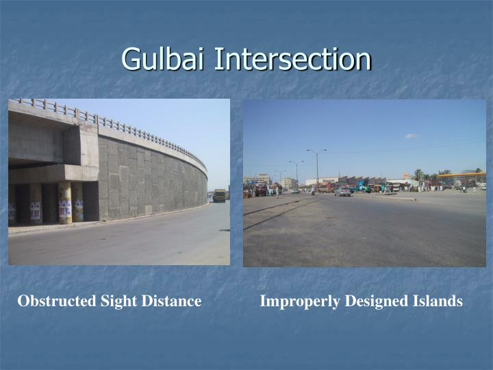 Gulbai Intersection