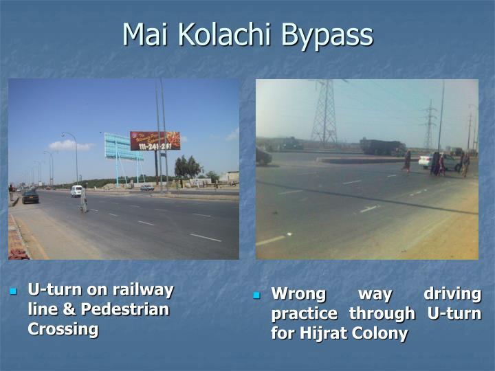 Mai Kolachi Bypass