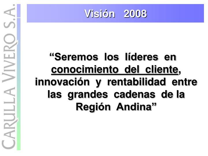 Visión   2008