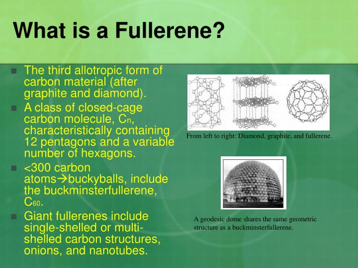 What is a fullerene