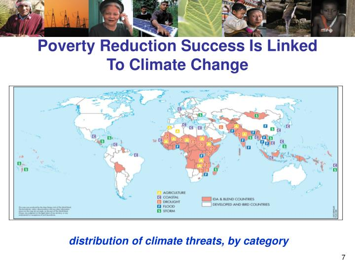 Poverty Reduction Success Is Linked