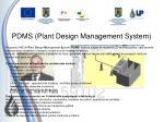 pdms plant design management system