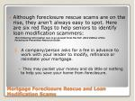 mortgage foreclosure rescue and loan modification scams2