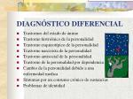 diagn stico diferencial