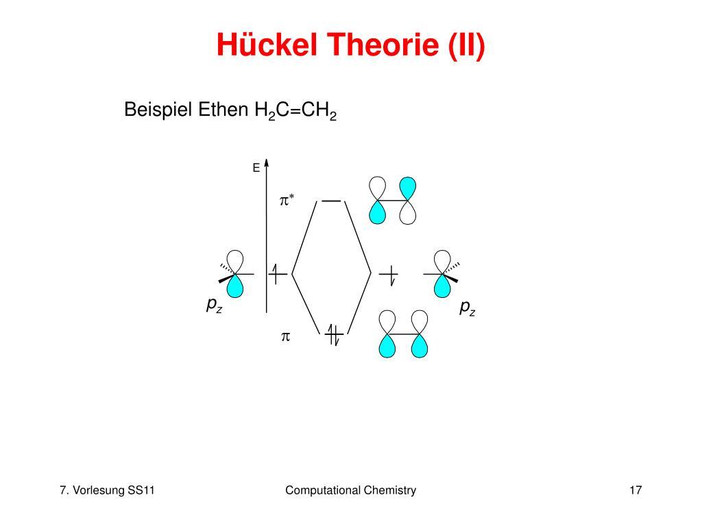PPT - Quantenchemische Grundlagen (I) PowerPoint ...