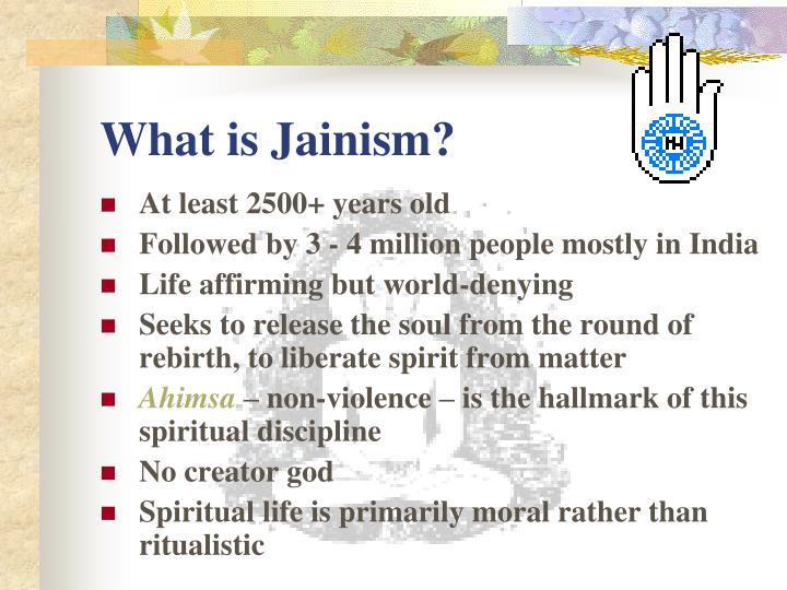 PPT - What is Jainism? PowerPoint Presentation, free ...