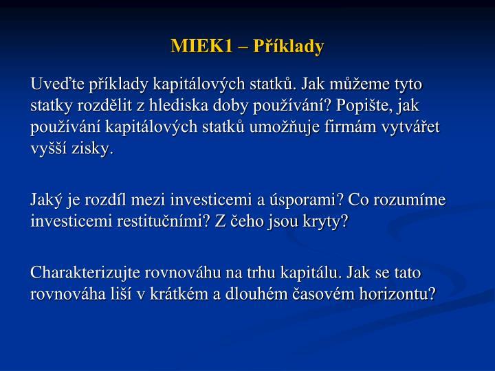 Miek1 p klady1