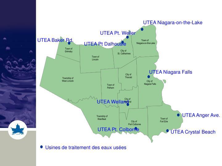 UTEA Niagara-on-the-Lake