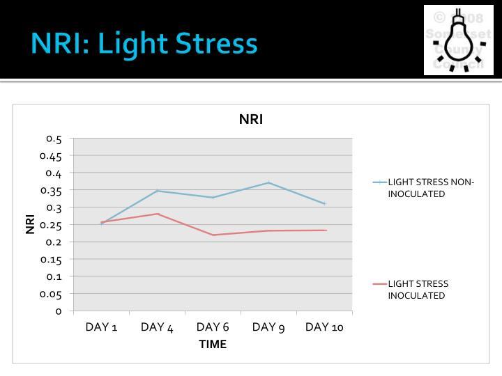 NRI: Light Stress