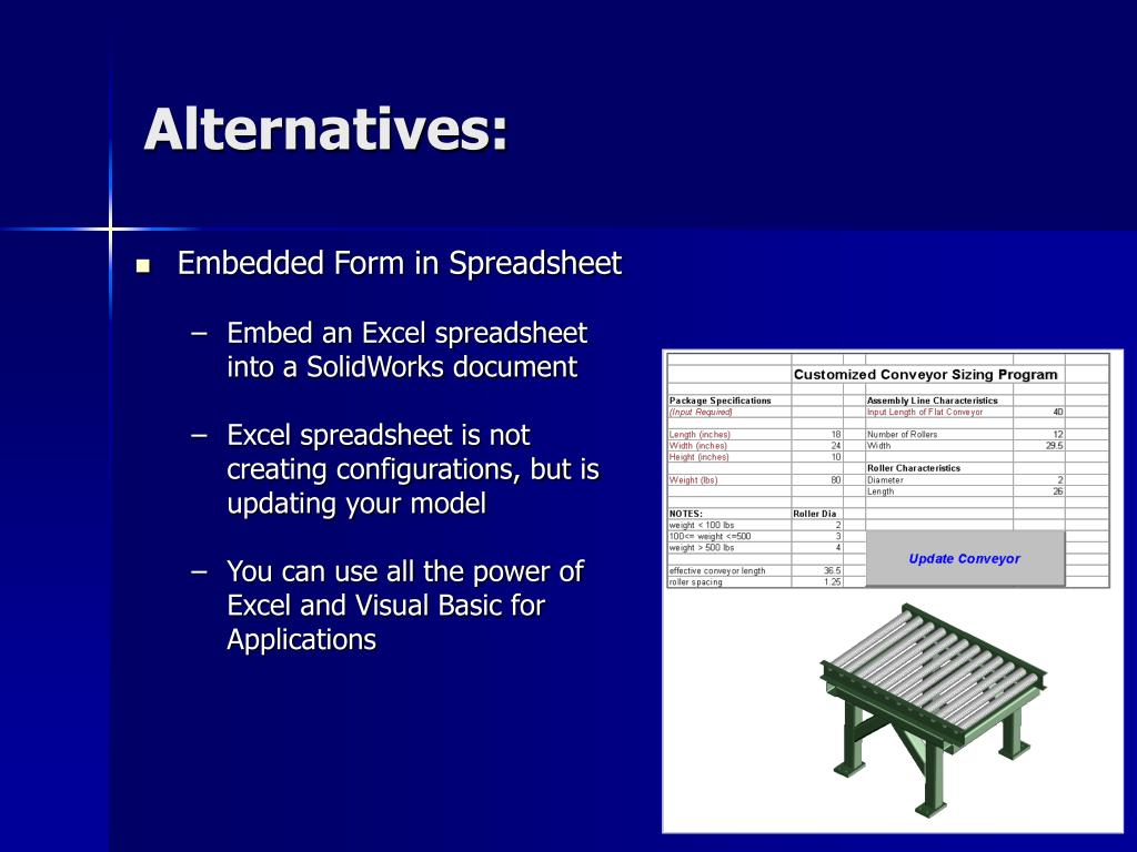 PPT - SolidWorks Design Tables Demystified PowerPoint