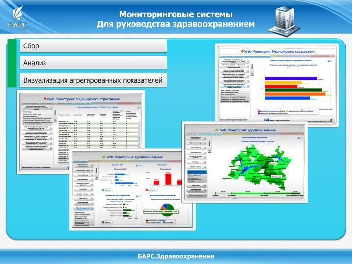 Мониторинговые системы