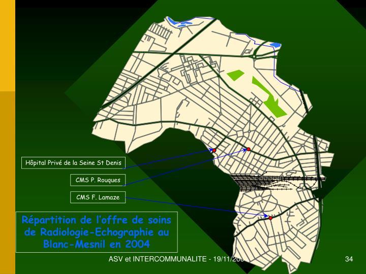 Hôpital Privé de la Seine St Denis