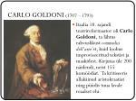 carlo goldoni 1707 1793