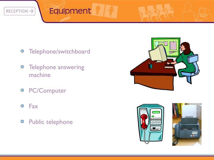 Telephone/switchboard
