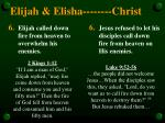 elijah elisha christ5