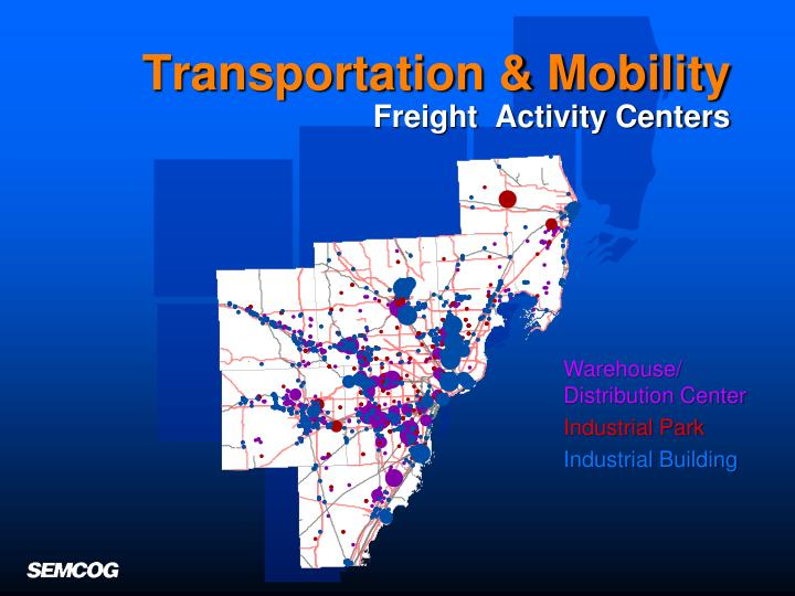 Inventory Freight Facilities