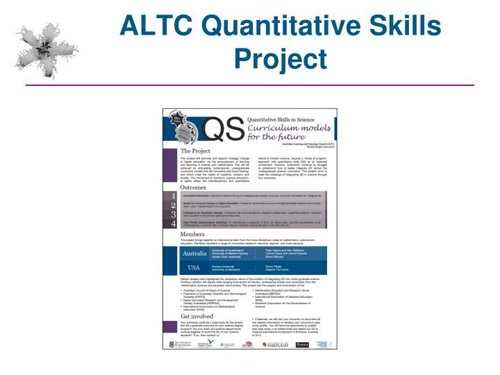 dba quantitative skills project Quantitative/statistical skills to support decision-making  management runs  research projects and academic programs, focusing on quantitative and  statistical.