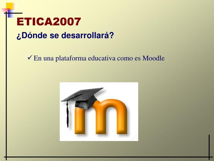 ETICA2007