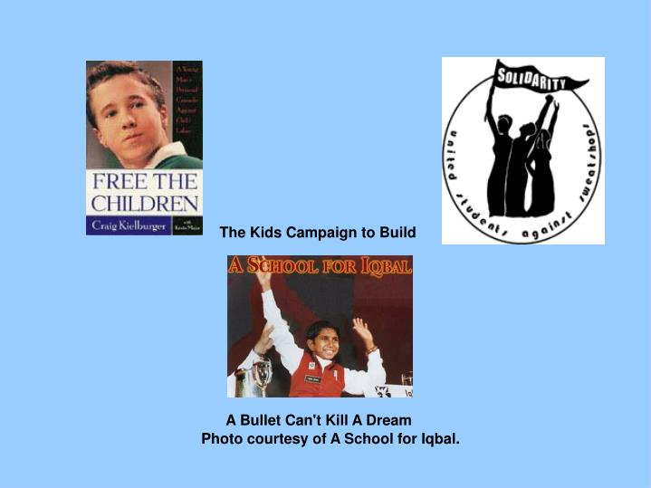 The Kids Campaign to Build
