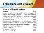 entrepreneuriat tudiant13