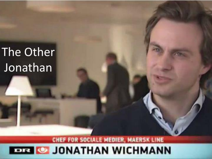 The other jonathan
