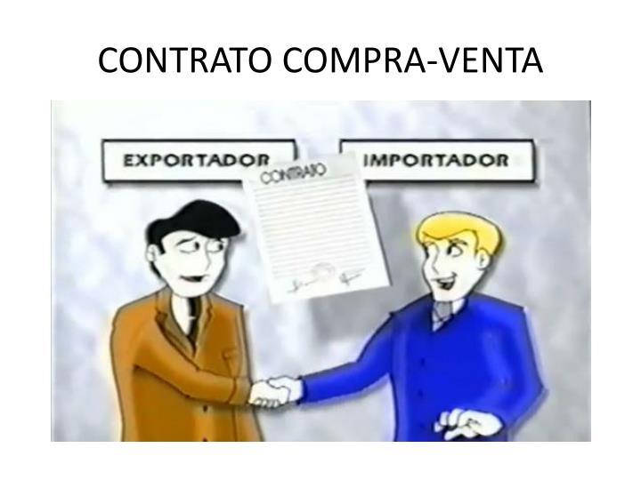 CONTRATO COMPRA-VENTA