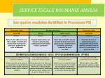 service escale roumanie amseaa6