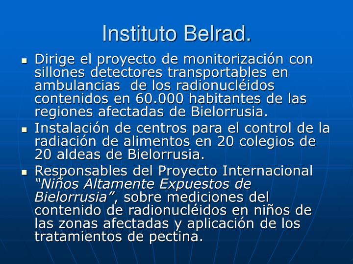 Instituto Belrad.