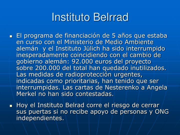 Instituto Belrrad