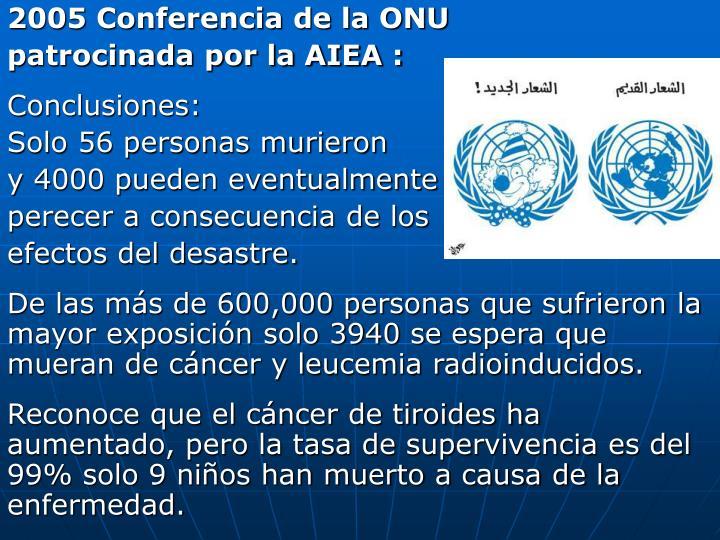 2005 Conferencia de la ONU