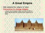 a great empire1