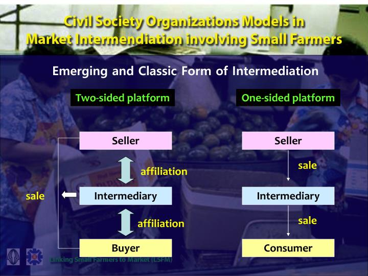 Emerging and Classic Form of Intermediation