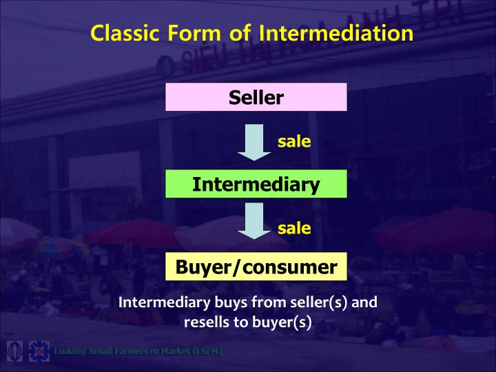 Classic Form of Intermediation