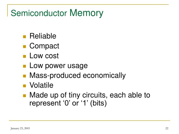 Semiconductor