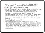 figures of speech pages 361 362