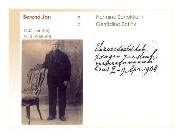 Berend Jan
