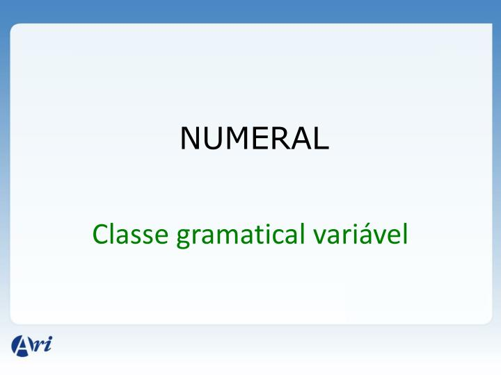 Numeral