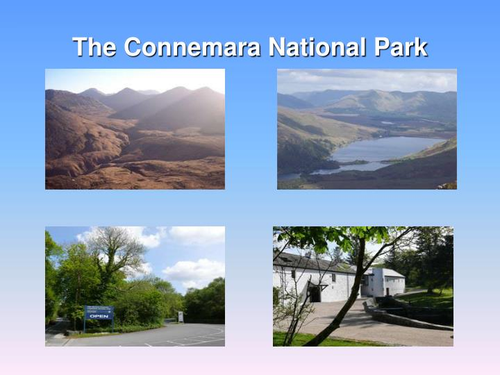 The Connemara National Park