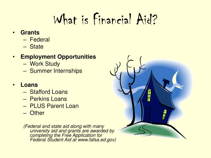 What is financial aid1