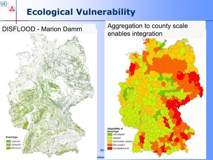 Ecological Vulnerability