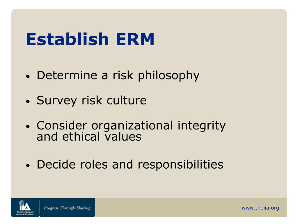 establish-erm-l Objectives And Key Results Example For Information Technology on