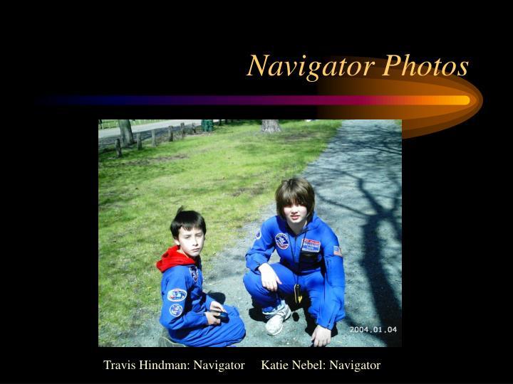 Navigator Photos