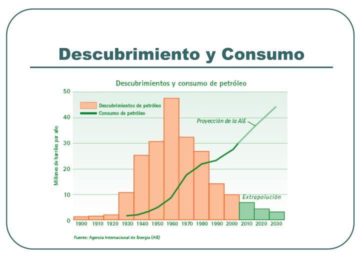 Descubrimiento y Consumo